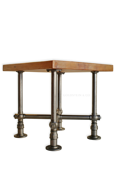 Goldstein Interieur goldstein co while stocks last industrial dining table