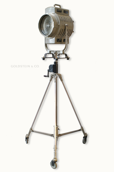 goldstein co while stocks last arri spotlight on tripod. Black Bedroom Furniture Sets. Home Design Ideas